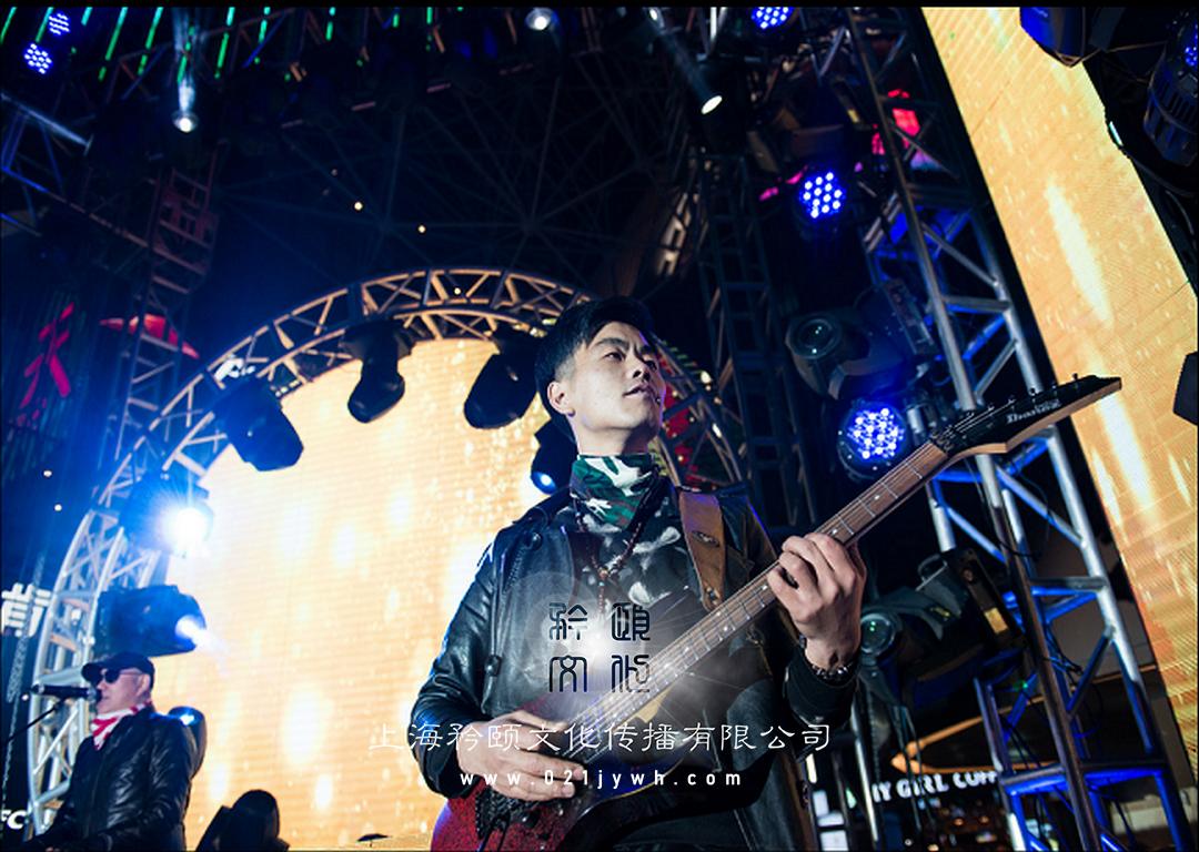 上海乐队演出公司