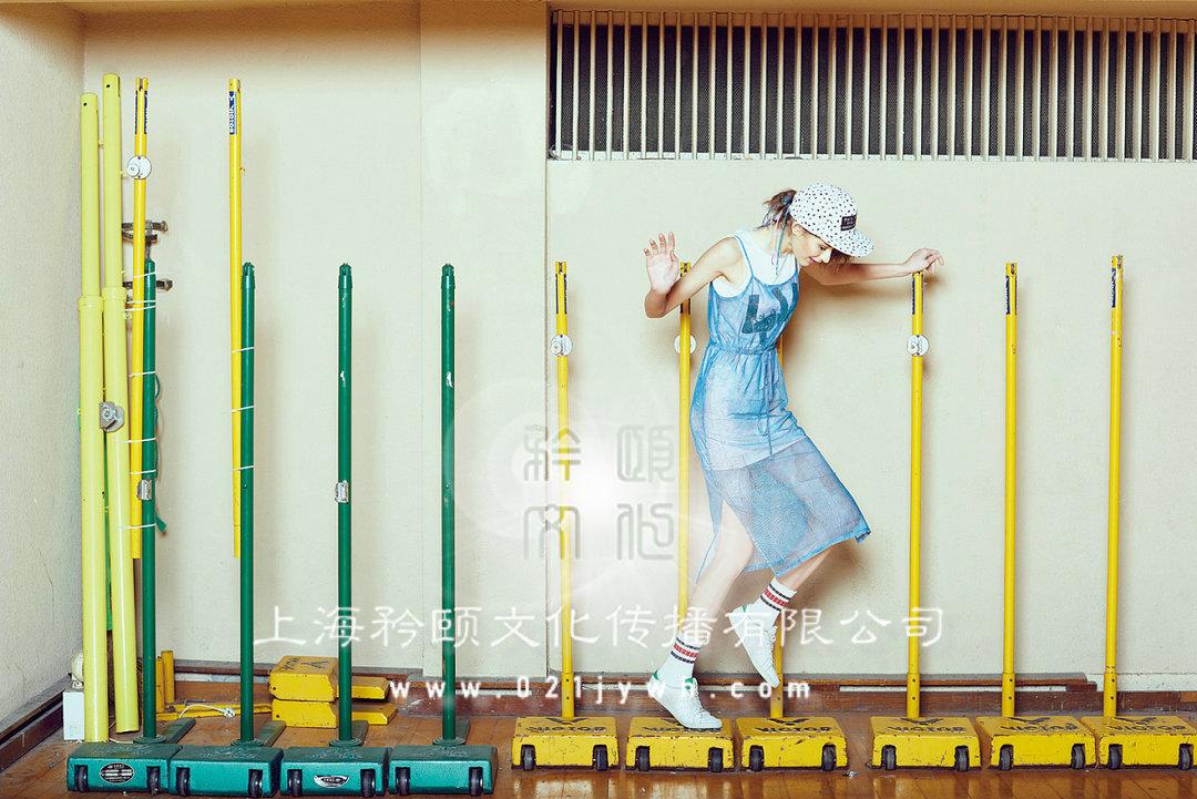 上海外籍平面模特