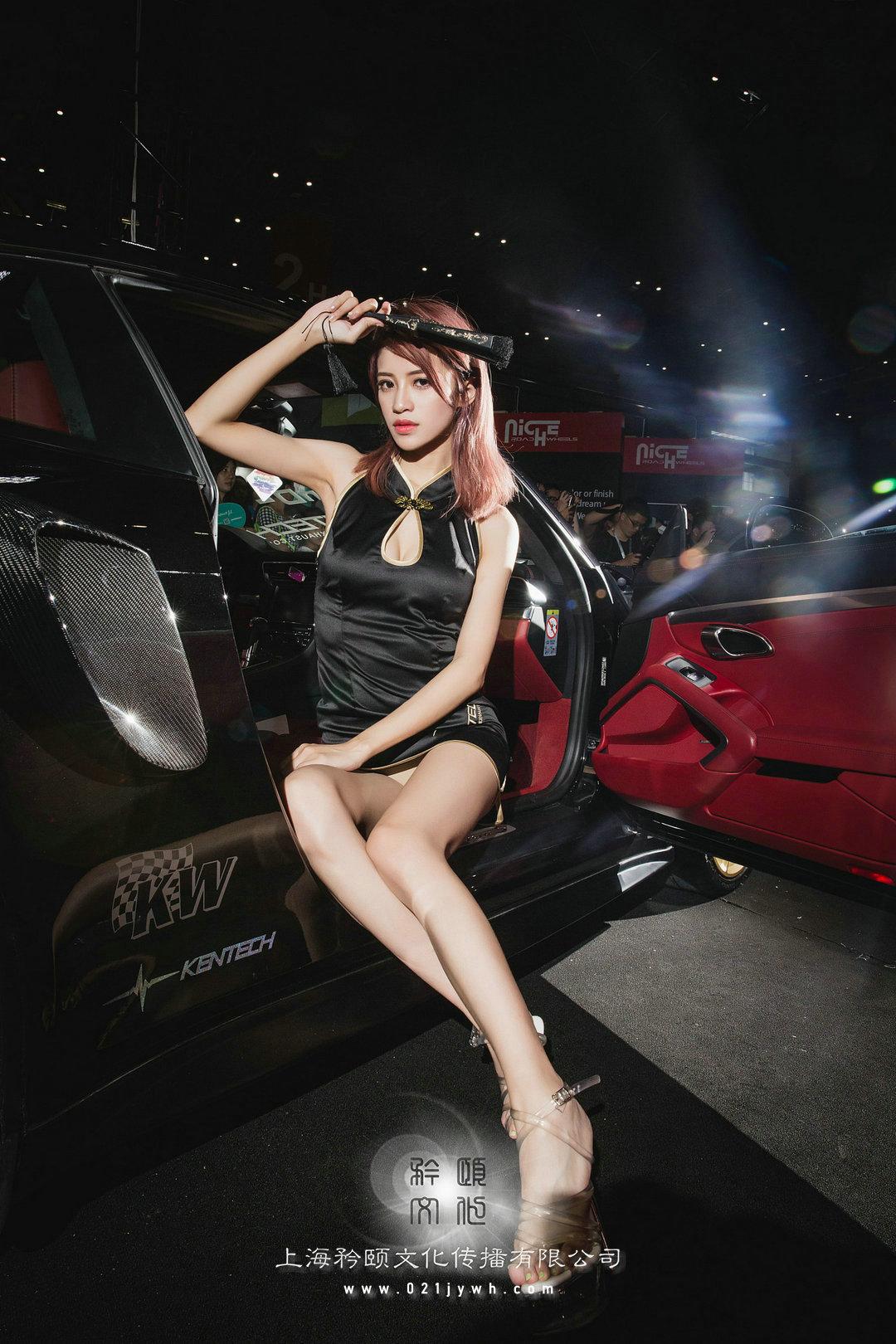 上海model