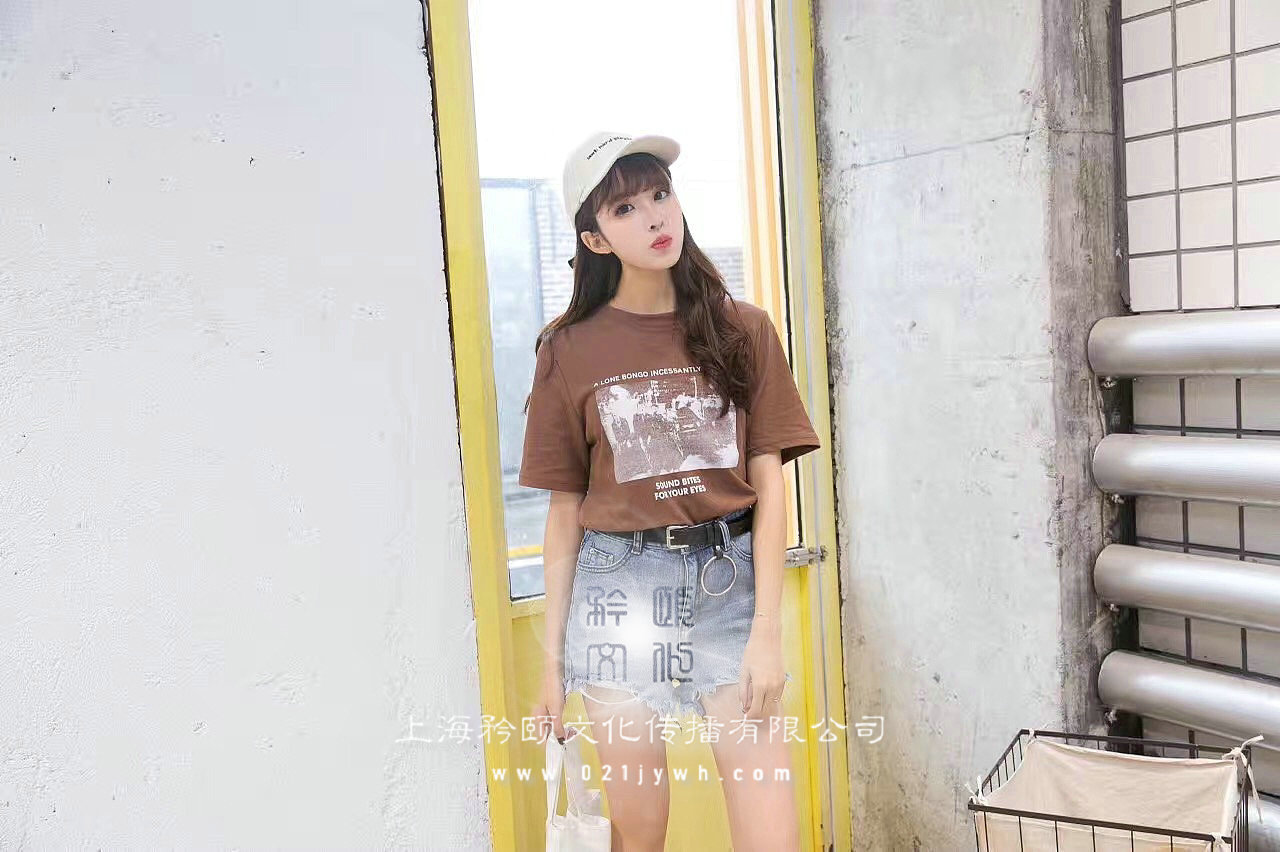 上海拍摄模特