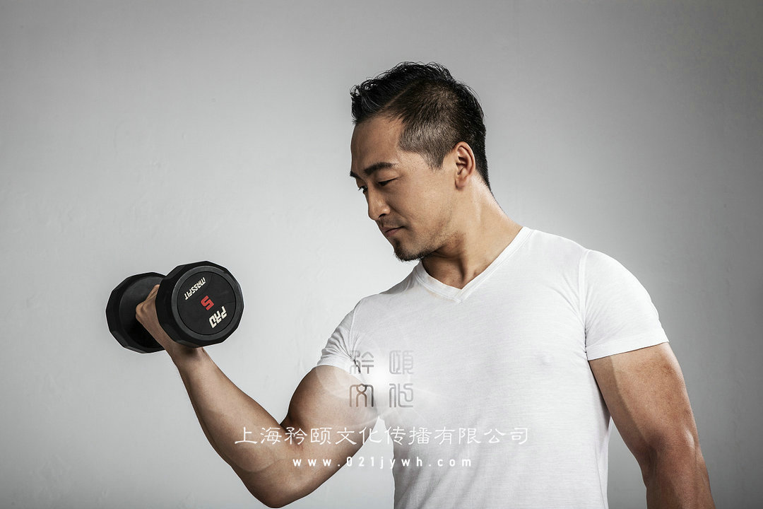 上海肌肉平面模特