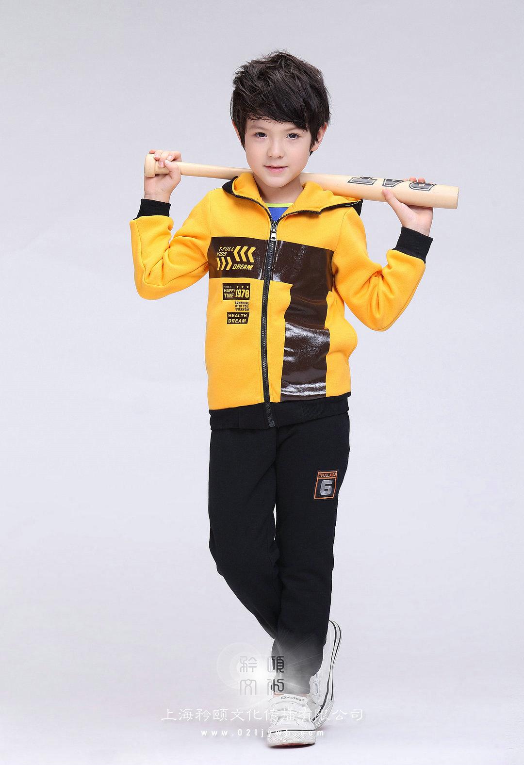 上海走秀童模