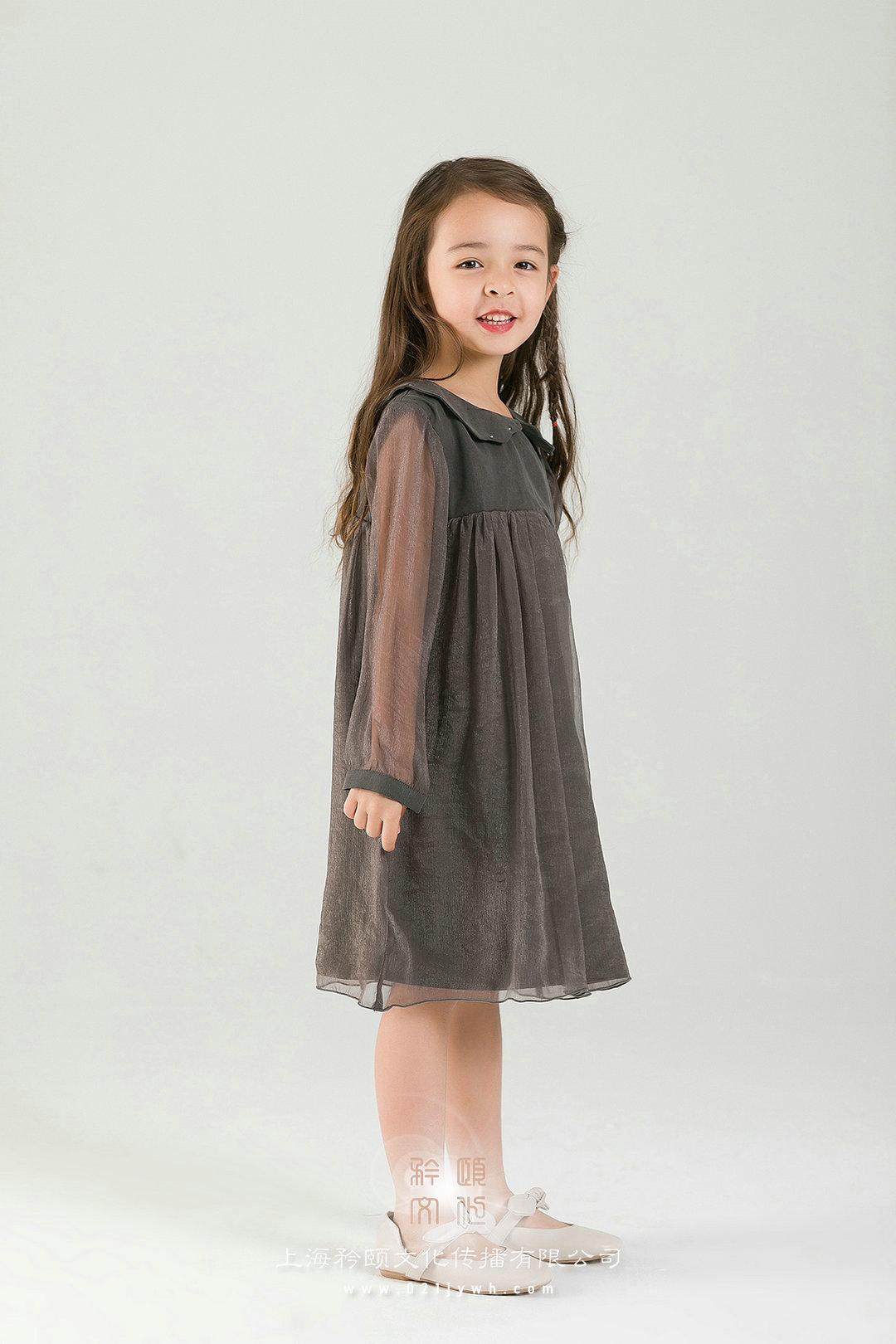 外籍儿童模特