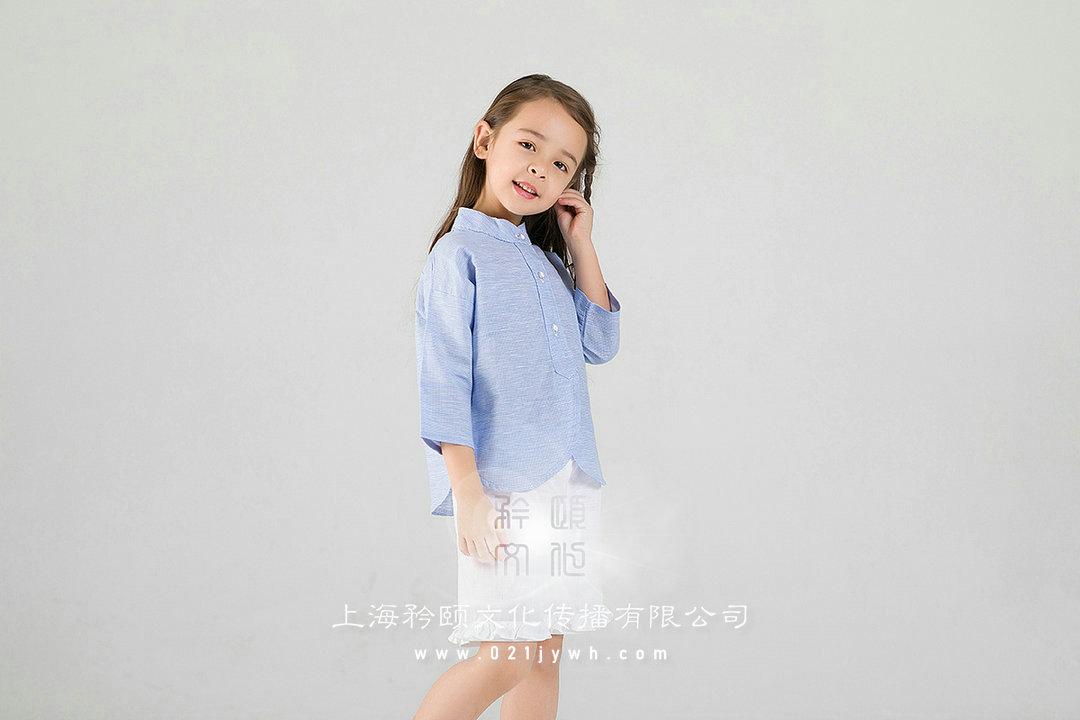 上海外籍儿童模特