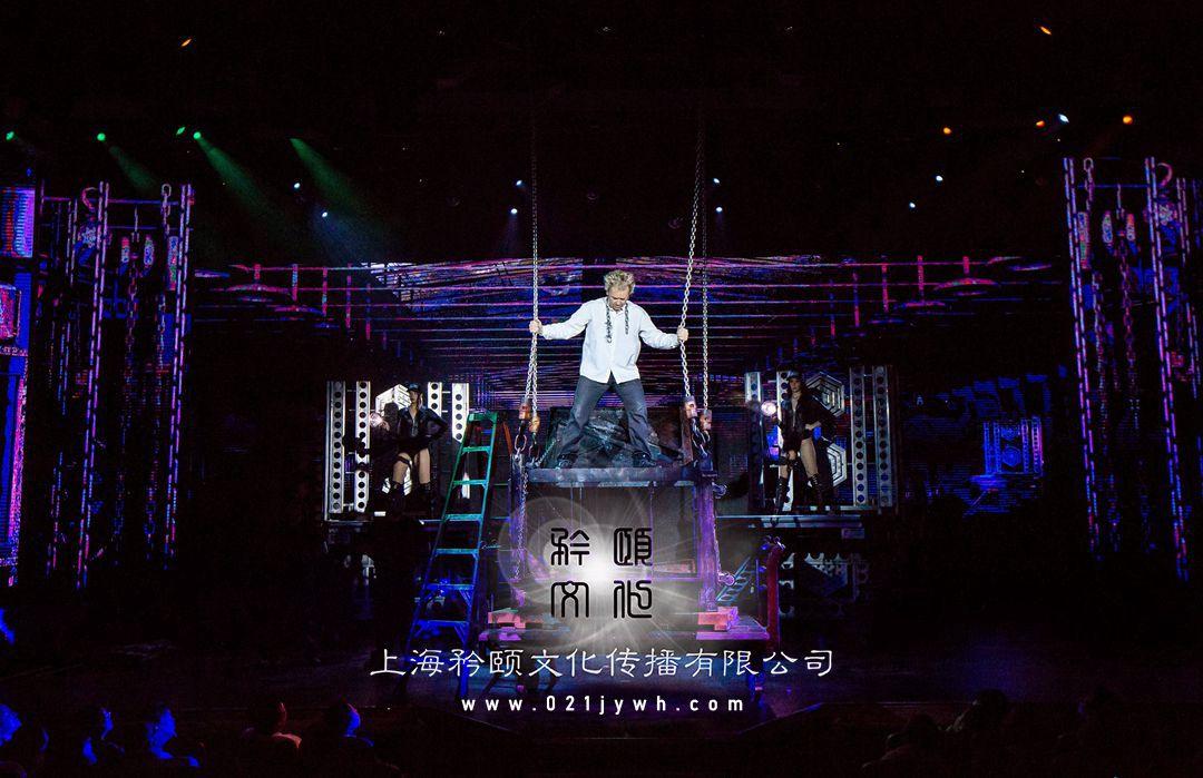 上海外籍魔术师