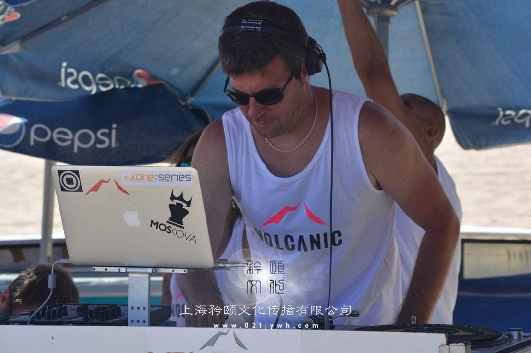 上海外籍DJ