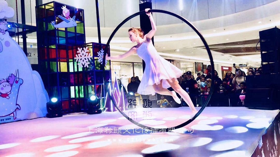 上海外籍演出团队