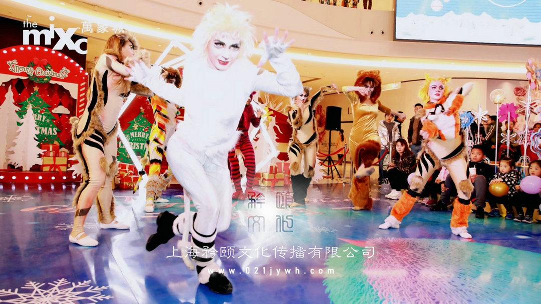 上海外籍巡游表演公司