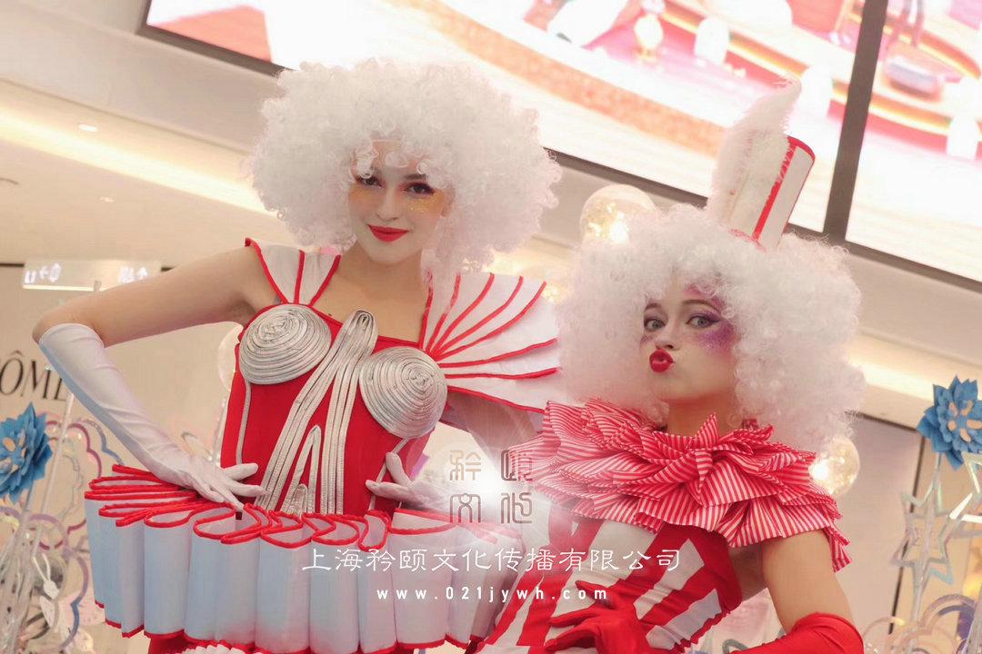 上海外籍表演公司