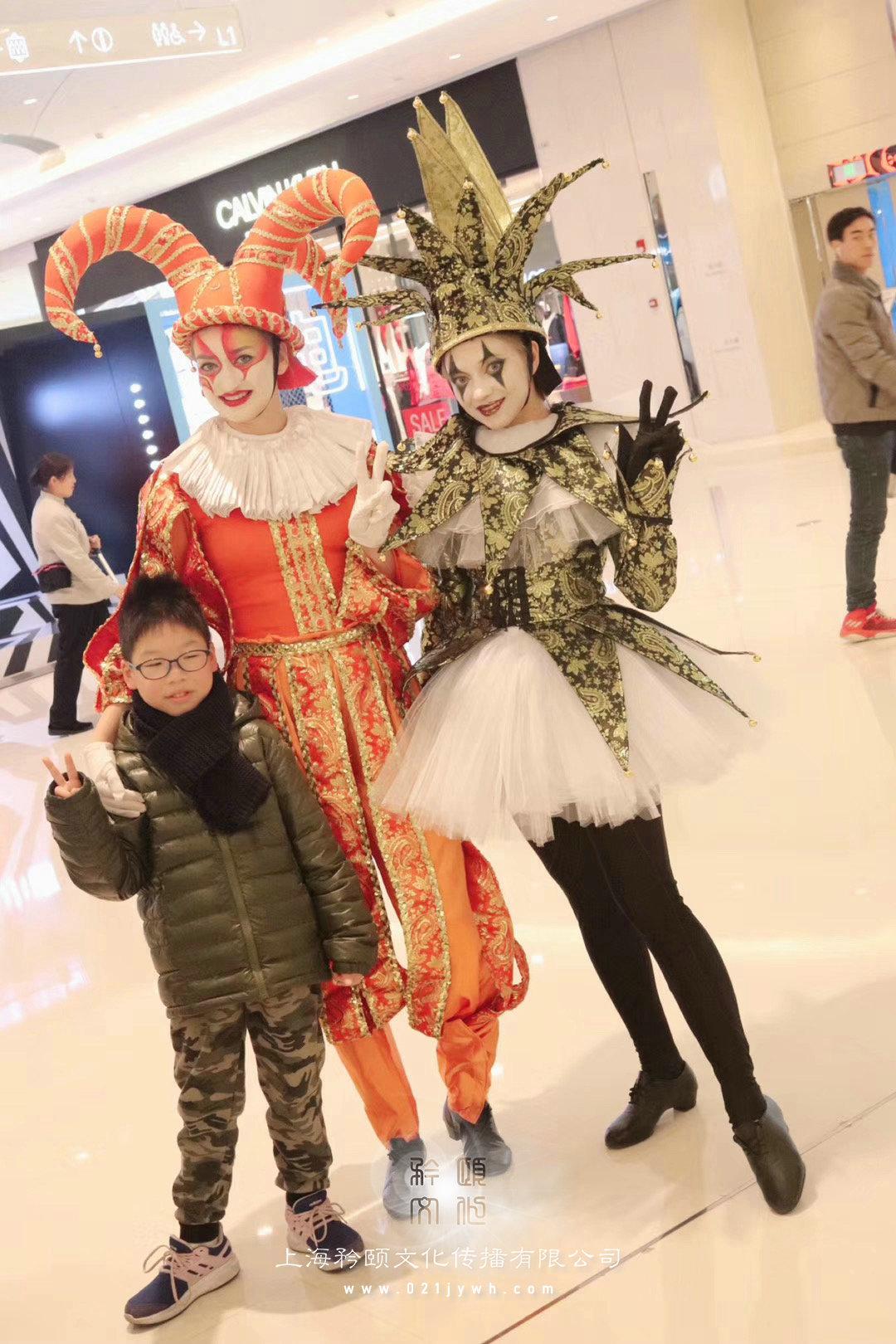 上海外籍巡游